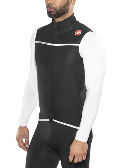Castelli Perfetto Vest Men light black